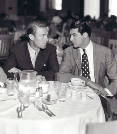 Randolph Scott and Cary Grant, 1933