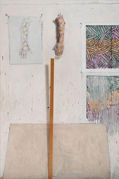 Jasper Johns, In the Studio