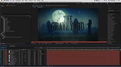 In this 1 1/2 hour training, John Dickinson of Motionworks, leading motion graphics artist, breaks down how his process for creating a haunting Halloween-inspired motion graphics pieces from stock footage.   Learn how he combines BCC 10, Sapphire 10, and mocha Pro 5 inside Adobe After Effects. Full of quick tips!  Learn more about the Boris FX family: http://www.borisfx.com  Stock footage provided by Pond5: https://www.pond5.com/  Follow John: http://www.motionworks.net