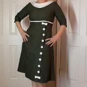 The Project Peggy Dress - via @Craftsy - free download