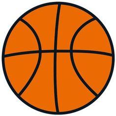 free basketball clipart basketball clipart free basketball and free rh pinterest com Basketball Black and White Heart Basketball Black and White Heart