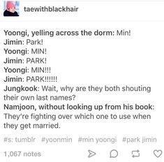 #Yoonmin #NamjoonYoonminshipper♡♡♡