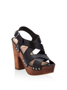 Women's Fashion, Pepe Jeans, Heeled Sandals, Heels