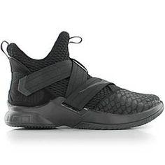 68e3cf102d43 nike LEBRON SOLDIER XII SFG BLACK BLACK-BLACK bei KICKZ.com Nike Lebron