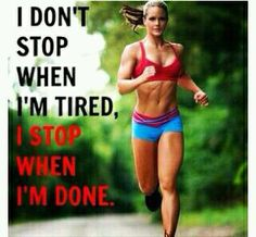 keep on going !