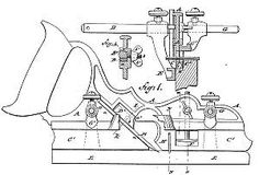 U.S. Patent: 245,752 Bench- Plane. Siegley Combination Plane. Applied: Sep. 04, 1880. Granted: Aug. 16, 1881.