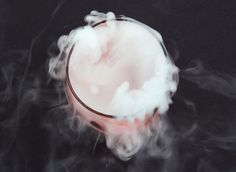 #HowTo Use Dry Ice in #Halloween Cocktails