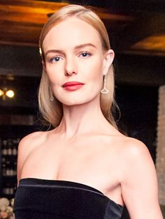 Kate Bosworth's L.A. Party Outfit Is a Minimalist's Dream via @WhoWhatWear