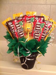 Candy Bouquet for teacher