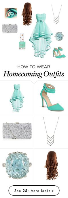 """""""Untitled #57"""" by sweet-strawberry-fairy on Polyvore featuring MUNNU The Gem Palace, Journee Collection and Topshop"""
