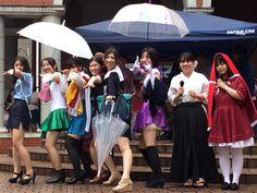 """府内学生エコフェスタ2015 on Twitter: """"芸短生のみなさん#ecosfes http://t.co/5z4BTgeD4H"""""""
