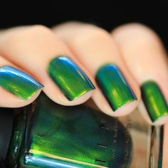 "ILNP ""Spring 2014 Collection"" - Reminisce if i ever wanted nail polish - the best color"