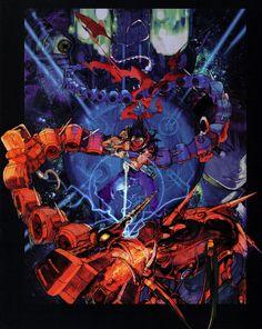 Strider Hiryu 2 PSOne Japanese cover art.