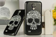 Θήκη Ultra Thin Skull Case OEM (Samsung Galaxy S4 mini) - myThiki.gr - Θήκες Κινητών-Αξεσουάρ για Smartphones και Tablets - Flower Skull Galaxy S4 Mini, Samsung Galaxy S4, Galaxies, Skulls, Oem, Phone Cases, Skeletons, Phone Case