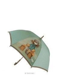 Long Lady Umbrella - Gorjuss The Foxes