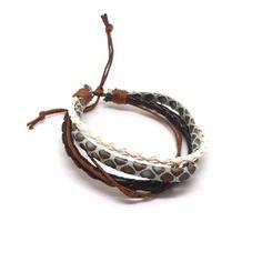 Bracelet réglable pour homme