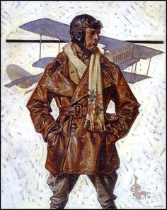 1917 World War I Pilot