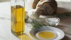 An article found on CNN that dispells a few myths. Olive oil is high in a type of fat known as monounsaturated fat, which can help lower your cholesterol and control insulin levels.