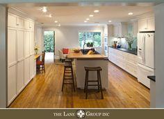 Flora un kitchen New Kitchen, Kitchen Island, Kitchen Ideas, Trends, Kitchen Remodel, Backyard, San, Modern, Table