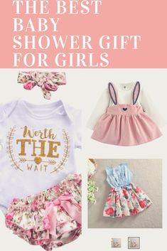 03e3f23f37cfb 8 Best Baby Shower Gift For Girl images in 2019