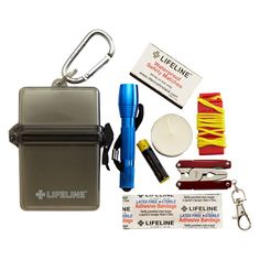 Weatherproof Survival Kit Our Weatherproof Survival Kit is an all-in-one kit for surviving in the wild!