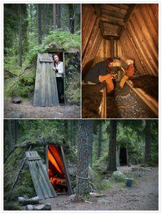 Kolarbyn Ecolodges, Sweden