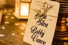 Modern / Vintage/ Rustic Wedding Invitation
