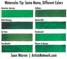 Great article on an important #watercolor mistake you can avoid! #painting #art ArtistsNetwork.com