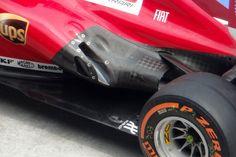 Round 2, Petronas Malaysian Grand Prix 2013, Preview, Scuderia Ferrari, Exhaust Detail