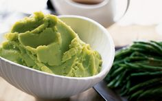 Chive and Parsley Mashed Potatoes: 2000s Recipes + Menus : gourmet.com
