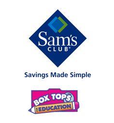 Sams_Club_Box_Tops_logo