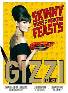 """Read """"Skinny Weeks & Weekend Feasts"""" by Gizzi Erskine available from Rakuten Kobo. A revelatory new healthy eating book of two halves from bestselling author Gizzi Erskine, Skinny Weeks and Weekend Feast."""