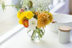 Brighten up any kitchen with The Ruth petite, Club Botanic's daintiest bouquet.  #clubbotanic #theruth #theruthpetite #ruthpetite