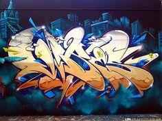 """""""VIBES"""" Graffiti Artwork, Street Graffiti, Graffiti Lettering, Street Art Graffiti, Graffiti Characters, Wildstyle, Hip Hop Art, Letter Art, Street Artists"""