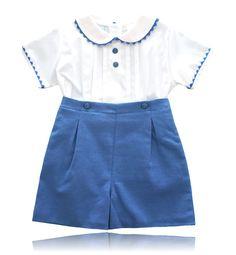 394bd0004 32 Best Baby boy - Shirts and trousers - babymaC Stylish Spanish ...