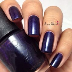 OPI Cosmo with a Twist from the Starlight Collection holiday 2015