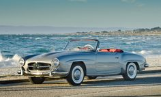 1959 Mercedes-Benz 190SL Maintenance/restoration of old/vintage vehicles: the material for new cogs/casters/gears/pads could be cast polyamide which I (Cast polyamide) can produce. My contact: tatjana.alic@windowslive.com
