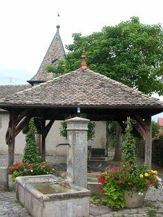 Thonon-les-Bains,France.