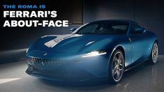 The Ferrari Roma: a return to elegance | Revelations with Jason Cammisa ...