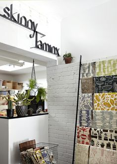Skinny La Minx shop in Cape Town