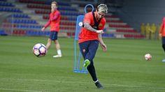 Lionel Messi Practice