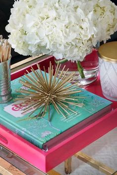 {Bria Hammel Interiors}: How To Style Your Cocktail Table