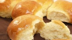 Puszyste bułeczki – najlepsze Hamburger, Recipies, Appetizers, Sweets, Bread, Baking, Food, Cakes, Recipes