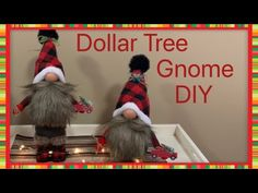 Gnomes Made From Dollar Tree Items! Gnomes Made From Dollar Tree Items! Gnomes Made From Dollar Tree Items! Gnomes Made From Dollar Tree Items! Dollar Tree Decor, Dollar Tree Crafts, Christmas Projects, Holiday Crafts, Christmas Family Feud, Christmas Fun, Christmas Tables, Modern Christmas, Scandinavian Christmas