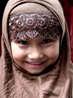 Chinese Muslim Girl from xinjiang