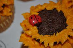 Daughters birthday cupcakes