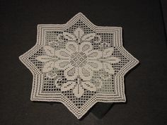 crochet german doily | Hookalike's crochet: July 2010