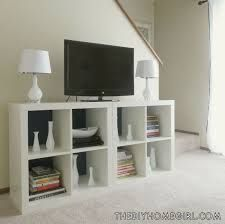 1000 images about kallax on pinterest ikea expedit tv for Meuble console ikea