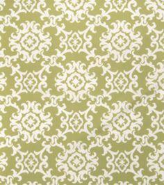 Home Decor Print Fabric-Arvin Grass Lattice