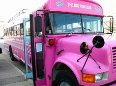 Still dying to get on that tacky pink bus for the Nash Trash tour! #Undone